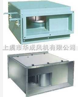DXG(GDF)系列低噪声矩形管道风机