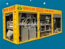 真空吸粪车用于清理化粪池、污泥处理设备