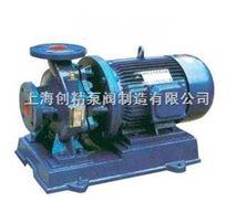 ISWGR型卧式耐高温管道离心泵