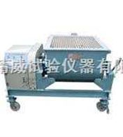 HJW-30型60型強制式單臥軸混凝土攪拌機