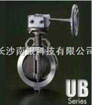GL-16UB不锈钢蜗轮蝶阀日本北泽KITZ