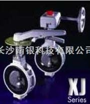PN16XJME KITZ蝶阀 北泽铝合金蝶阀 不生锈蝶阀