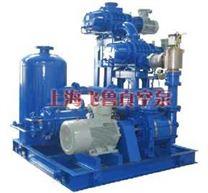 罗茨水环真空机组(上海真空泵厂家、型号、原理、结构)
