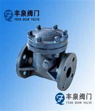 H44F塑料止回阀(RPP,PVC,PVDF,CPVC)