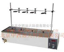 單列四孔恒溫水浴鍋 型號:JTA/TL-YI