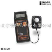 意大利哈纳HI97500便携式照度计(Lux)
