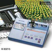HI 83215多参数水质快速测定仪