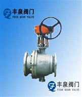 QY347F不锈钢氧气用球阀