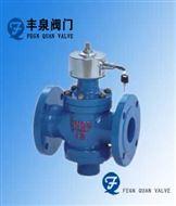ZL47F自力式流量平衡阀(带锁)