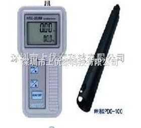 手提式微電腦溶氧度溫度計,手提式溶氧儀