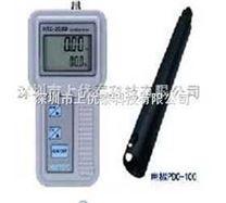 手提式微电脑溶氧度温度计,手提式溶氧仪