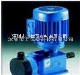 机械隔膜计量泵