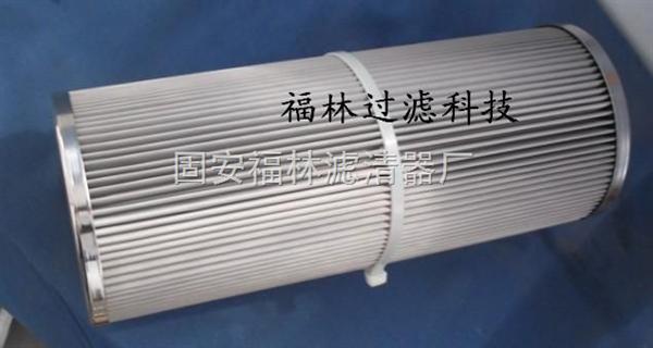 (福林)双筒低压管路过滤器滤芯