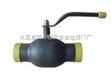 一體式蝸輪全焊接球閥