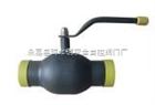 一体式蜗轮全焊接球閥