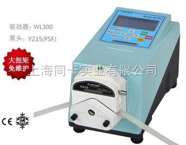 流量计量型蠕动泵WL300