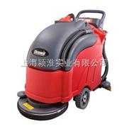 电瓶式自动洗地机 克力威 XD18W半自动洗地机
