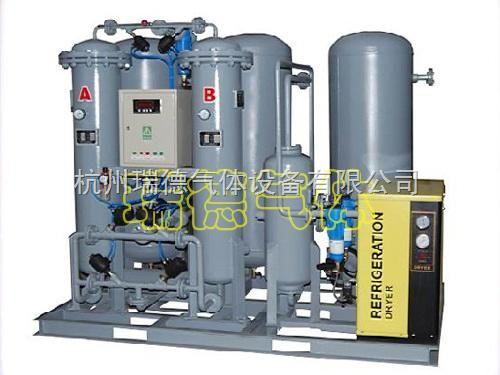 氮气设备生产的过程