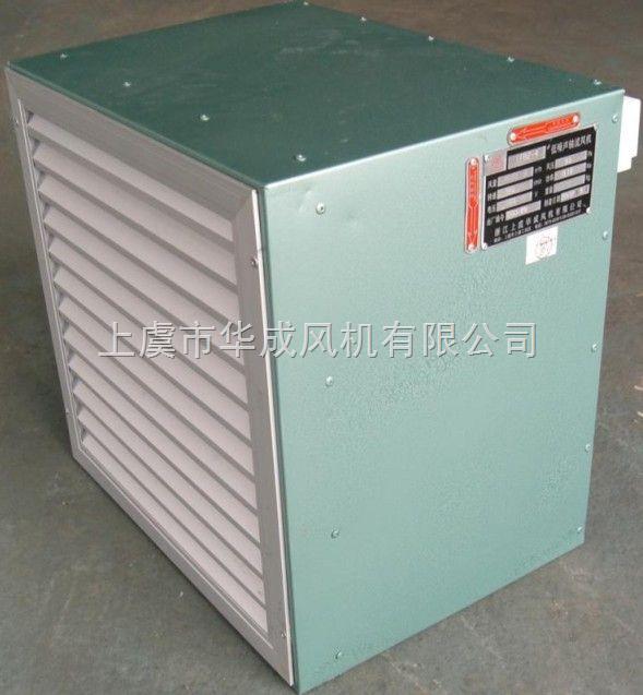 DFBZ低噪声方形壁式轴流风机