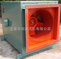 HLF低噪声混流风机箱
