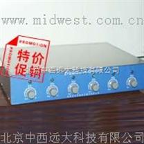 六聯磁力攪拌器M304420