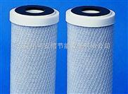 過濾用壓縮活性炭濾芯,顆粒活性炭濾芯吸附強