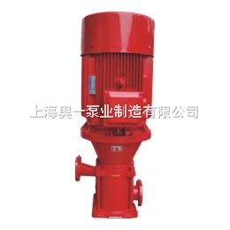 XBD-HYD系列立式多级恒压切线消防泵