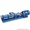 工业用G型单螺杆泵
