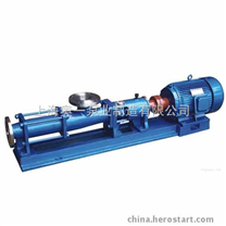 G型螺杆泵装置