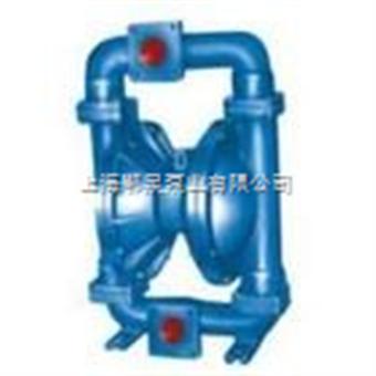 QBY型污泥气动隔膜泵