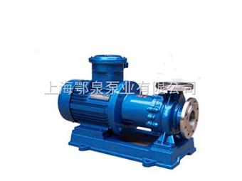 CQB型耐腐蚀磁力驱动泵