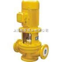 GBF立式襯氟管道泵|化工管道泵
