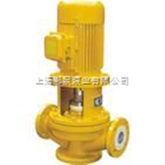 GBF立式衬氟管道泵|化工管道泵