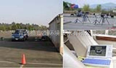 特约代理供尾气检测站am 8600汽车尾气遥感监测系统