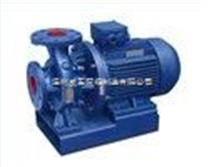 ISW卧式清水泵
