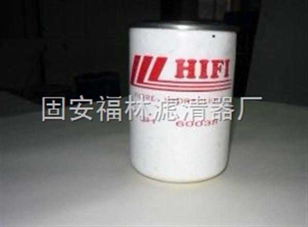 印刷机油滤芯