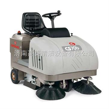 高美驾驶式扫地机|高美驾驶式吸尘清扫车|高美吸尘清扫车
