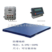 1吨防爆电子地磅/XK3101/CT5