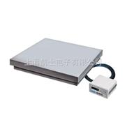 上海凯士电子地磅加工生产 电子磅秤 便携式电子秤生产