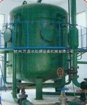 WQ石英砂(机械)过滤器