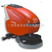 供應廣州超寶牌CB-461/ CB-461C電瓶手推式洗地吸幹機