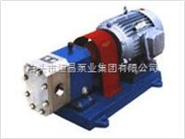 FXA-FXB型系列不锈钢齿轮泵
