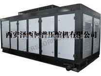 大排量螺杆活塞复合式高压压缩机.