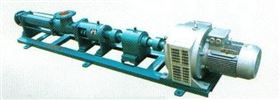 调速螺杆泵