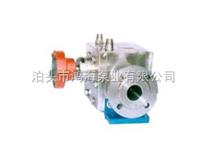 BW系列不锈钢保温泵,热熔胶泵耐腐蚀