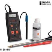 供应HI993310便携式土壤电导率/盐的活度测定仪
