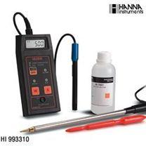 供應HI993310便攜式土壤電導率/鹽的活度測定儀