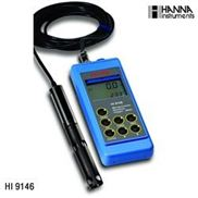 供应HI9147防水型便携式溶氧/饱和溶氧测定仪