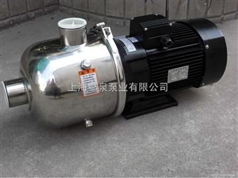 EQD小型不锈钢卧式离心泵