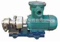 磁力驱动齿轮泵详细介绍厂家运鸿泵阀